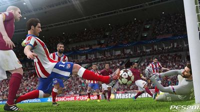 PES 2015 Screenshot - 1173058