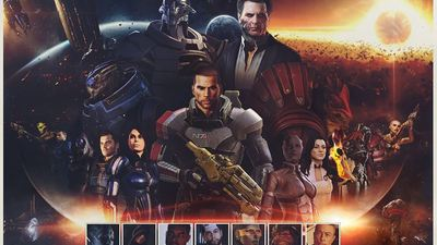 Mass Effect 3 Screenshot - n7 day
