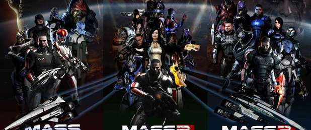 Mass Effect Trilogy - Feature