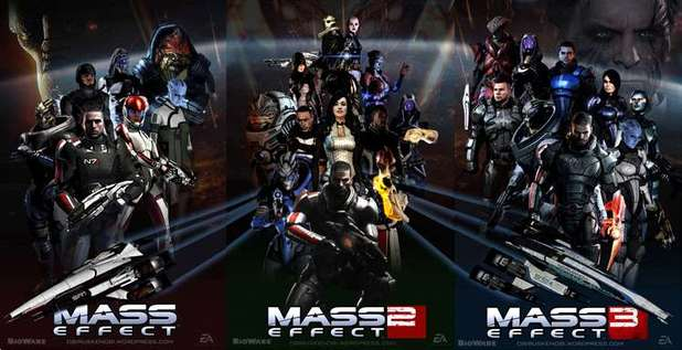Mass Effect Trilogy Screenshot - 1173145