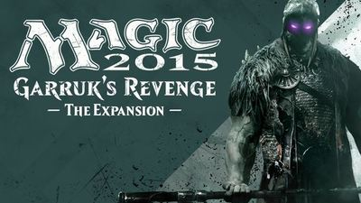 Magic 2015 - Duels of the Planeswalkers Screenshot - Garruk's Revenge