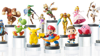 Super Smash Bros. for 3DS / Wii U Screenshot - Amiibo