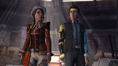 Tales from the Borderlands Screenshot - 1173539