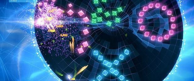 Geometry Wars 3: Dimensions - Feature