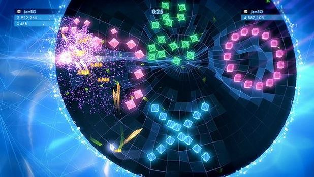 Geometry Wars 3: Dimensions Screenshot - geometry wars 3: dimensions
