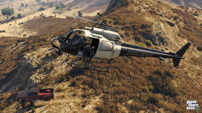 Grand Theft Auto V Screenshot - 1173740