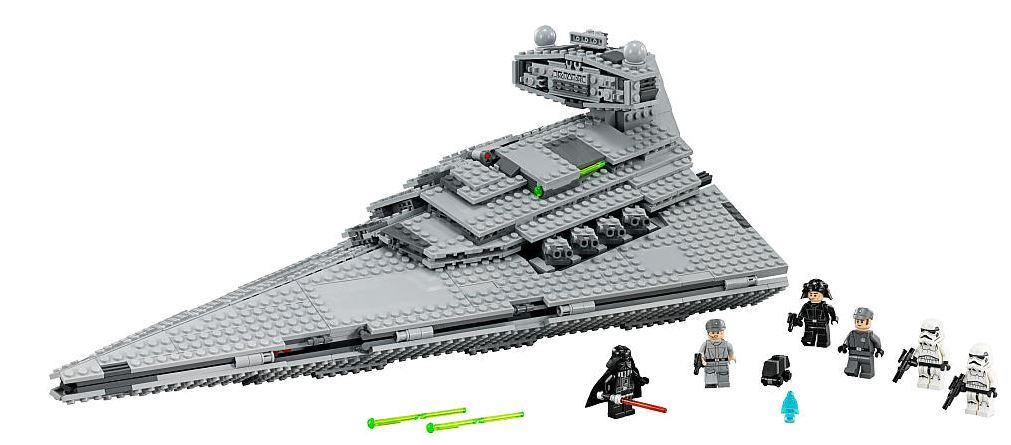 The force is strong with these LEGO Star Wars sets