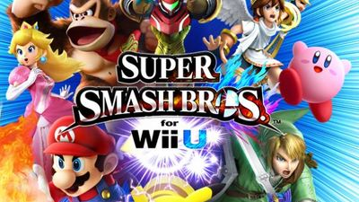 Super Smash Bros. for 3DS / Wii U Screenshot - Super Smash Bros. for Wii U
