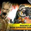 marvel puzzle quest rocket and groot