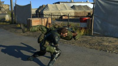Metal Gear Solid V: Ground Zeroes Screenshot - 1173837