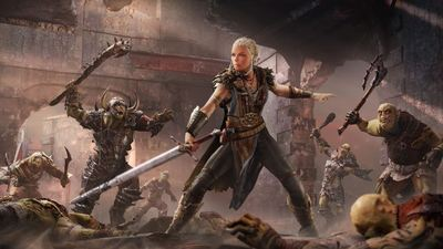 Middle-earth: Shadow of Mordor Screenshot - shadow of mordor lithariel skin