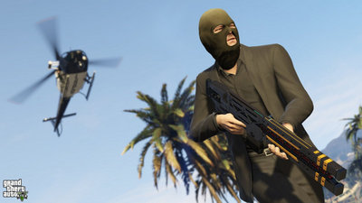 Grand Theft Auto V Screenshot - 1173961