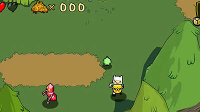 Adventure Time: The Secret Of The Nameless Kingdom  Screenshot - 1173989