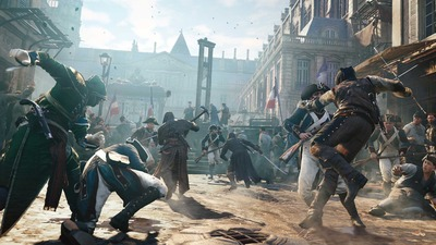 Assassin's Creed Unity Screenshot - 1174123
