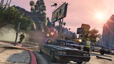 Grand Theft Auto V Screenshot - 1174126
