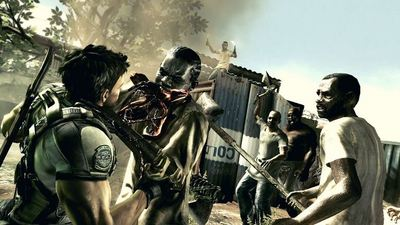 Resident Evil 5 Screenshot - 1174159