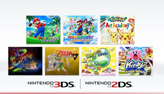 nintendo 3ds how to get free games