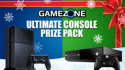 Console Prize Pack