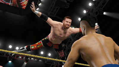 WWE 2K15 Screenshot - 1174354