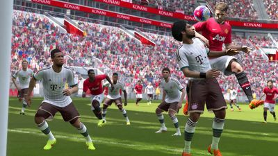 PES 2015 Screenshot - 1174374