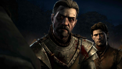 Game of Thrones: A Telltale Games Series Screenshot - game of thrones a telltale games series