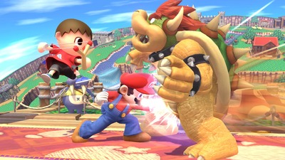 Super Smash Bros. for 3DS / Wii U Screenshot - 1174470