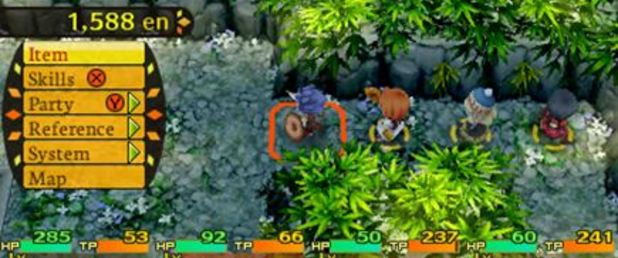 Etrian Mystery Dungeon - Feature