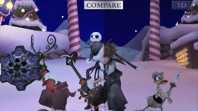 Kingdom Hearts HD 2.5 ReMIX Screenshot - 1174604