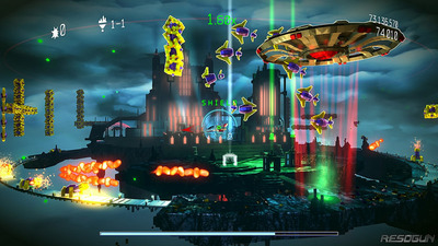 Resogun Screenshot - 1174687