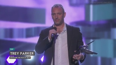 Gaming Culture Screenshot - trey parker award