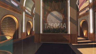 Gone Home Screenshot - Tacoma