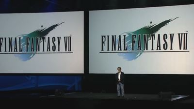 Final Fantasy 7 at PlayStation Experience