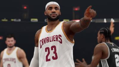 NBA 2K15 Screenshot - 1174792