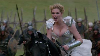 Gaming Culture Screenshot - kate upton game of war