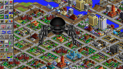 SimCity 2000A Screenshot - SimCity 2000