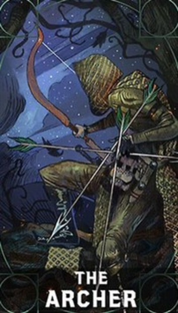 Tarot Combat A Battle Oriented Game Using A Tarot Deck: Dragon Age Inquisition: Archer Multiplayer Guide