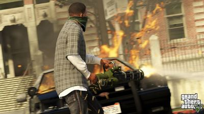 Grand Theft Auto V Screenshot - 1174931