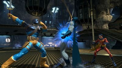 dcuo legends