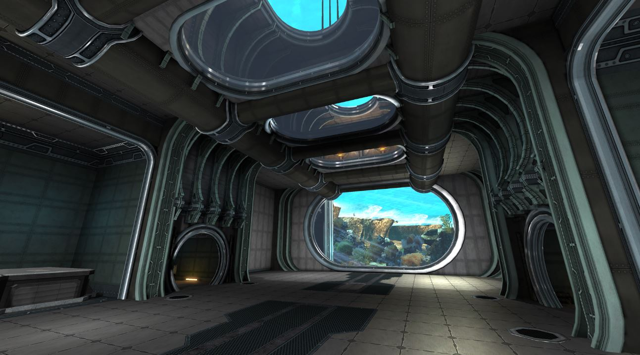 dcuo undersea league hall