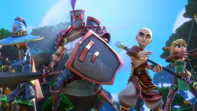 Dungeon Defenders II Screenshot - Dungeon Defenders 2