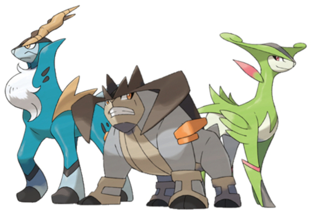 Alpha Sapphire Cheats: How to get Cobalion, Terrakion, and Virizion