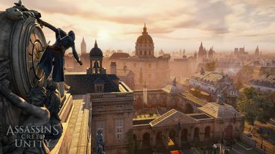 Assassin's Creed Unity Screenshot - 1175217