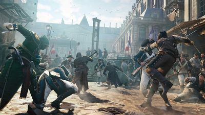 Assassin's Creed Unity Screenshot - 1175253