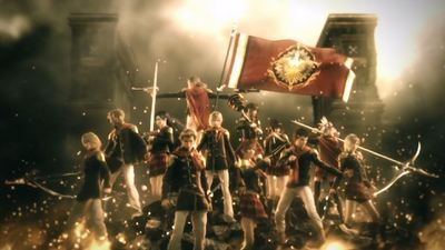 Final Fantasy Type-0 HD Screenshot - 1175400