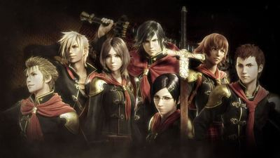 Final Fantasy Type-0 HD Screenshot - 1175402