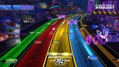 Rock Band Blitz Screenshot - Rock Band Blitz