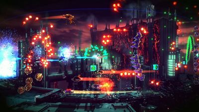 Resogun Screenshot - 1175558