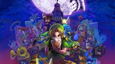 The Legend of Zelda: Majora's Mask Screenshot - 1175577