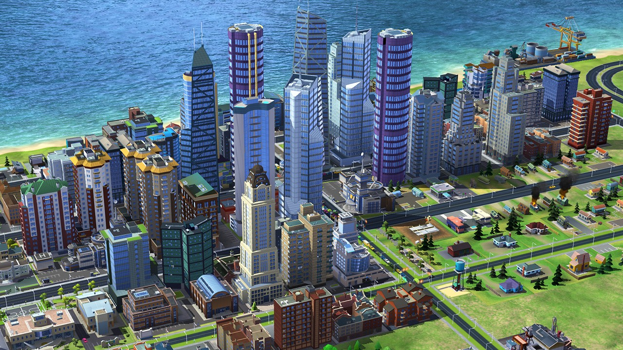 SimCity BuildIt - Free Mobile Game - EA Official Site