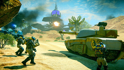 PlanetSide 2 Screenshot - 1175712